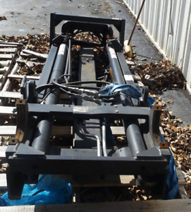 4 crown 83 130 Limited Free Lift Standard Forklift Mast