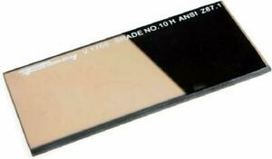 Forney 57061 Lens Replacement Gold Welding Filter Shade 10
