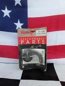 Carburetor Choke Convert Holley 45 230 Use With Holley 4165 4175 4360 Model