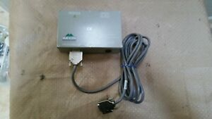 Malvern Vacuum Controller Electronic Switching Box W Dry Power Feeder Cable Nice