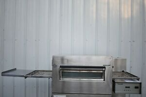 2014 Lincoln Impinger 1132 Electric Conveyor Pizza Oven