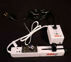 Basi Bioanalytical Systems Md1001 Perfusion Syringe Drive And Controller tested