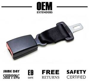 Seat Belt Extender Extension For 2012 Toyota Camry Fits Front Seats