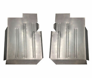 1952 1953 1954 Ford Mercury Rear Floor Pans new Pair Free Shipping
