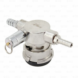 Low Profile Usa Sankey D Commercial Keg Tap Coupler Ss304 Stainless Steel W Prv