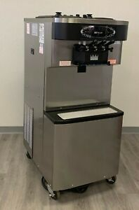 2017 Taylor C712 3 Phase Air Cooled Pressurized Soft Serve Yogurt Machine