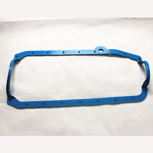 Sbc Oil Pan Gasket 1pc Rubber For Pre79 Early Chevy 58 79 283 327 350