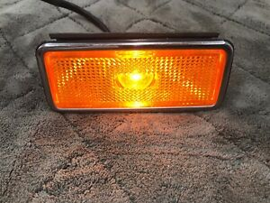 Fiat 124 Spider Front Side Marker Light oe used