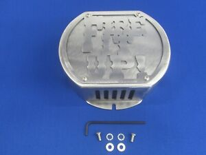 Heavy Duty 12 Ga Steel Exciter Cover Fire It Up Fits Lincoln Sa 200 More