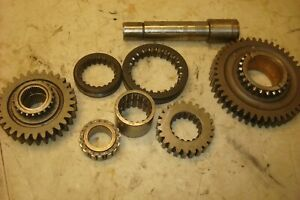 International Ih Farmall Gas 706 Misc Transmission Gears