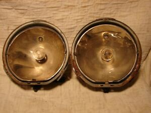 1937 Cadillac Or Lasalle Headlight Reflector Assembly May Fit Olds