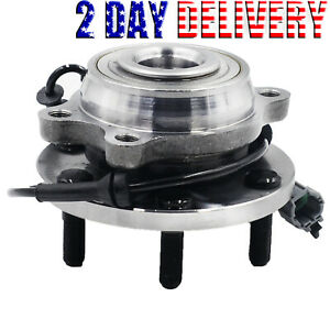 Front Left Or Right Wheel Hub Bearing Assembly For 05 17 Nissan Frontier Xterra