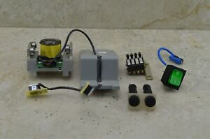 Instrumentarium Op100d X ray Sliding Chassis With Coil Fuse Power Switch