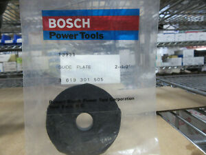 Bosch T3935 Guide Plate 2 1 2 Core Bit Guide For Sds Plus Thin Wall New