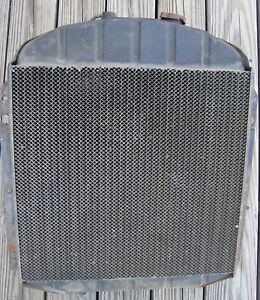 1941 To 1948 Dodge plymouth Radiator Oem Part Number 1254751 889578