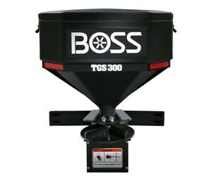 Boss Tailgate Spreader 300