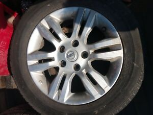 2008 2009 2010 2011 2012 Nissan Altima Wheel 16x7 Alloy 6 Split Spoke Oem
