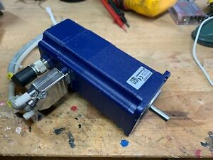 Nanotec Ad5918l2804 e Stepper Motor Brand New Old Stock Ip54 Motor With Enc