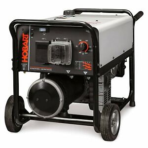 Portable Welder Generator 145 Amp Dc Out 4kw Ac 10 Hp Gas Powered
