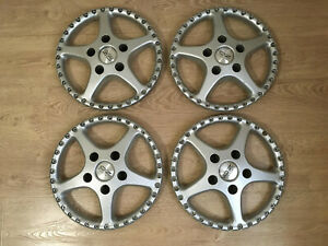 17 Oz Mito Centers faces 5x120 For Bmw