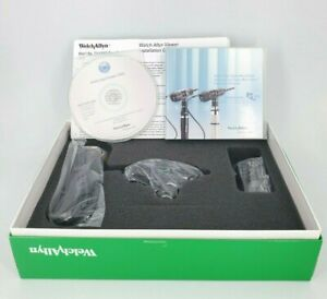 23920 Welch Allyn Digital Macroview Otoscope Head Only Cable Specula cd