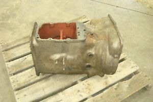 1955 Ferguson To 35 Tractor Transmission Housing