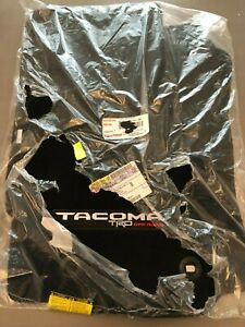 New Oem Toyota Tacoma 2017 Black Carpet Trd Off Road Floor Mat Set Of 4