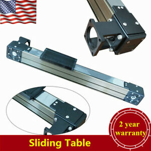 Sliding Table Synchronous Belt Drive Linear Guide Rail Specification 60 60mm