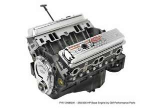 Gm Performance Parts Crate Engine Sbc 350 330hp 19210007