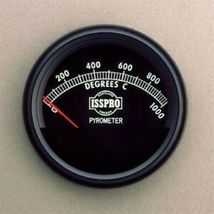 Isspro Classic 0 1800 f Pyrometer Gauge R606