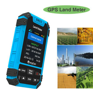 Color Screen Gps Land Meter Professional Survey Equipment Slope Measurement Tool