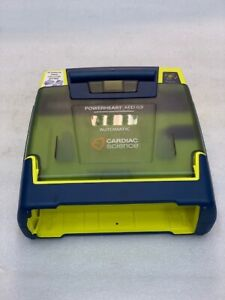 Cardiac Science Powerheart Aed G3 Trainer W o Battery And Pad Used Good Cond