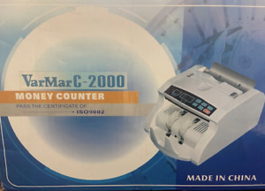 Money Counter Varmar C 2000