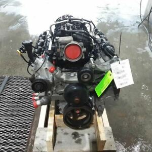 09 2009 Chevy Avalanche 1500 Engine Motor 5 3l Vin 3 8th Digit Option Lc9