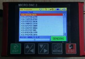 Micro dnc Drip Feed Dnc Transmit And Receive Programs From Usb To Cnc