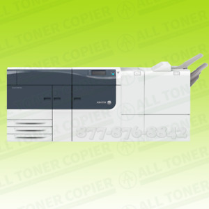 Xerox Versant 3100 Press Commercial Laser Printer With Fiery Finisher 100 Ppm