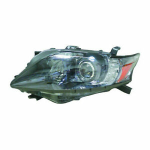 Fits Chevrolet Aveo5 Hatchback 2010 2011 Headlight Assembly Driver Side Capa Ce