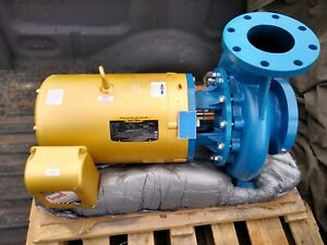 Scot Pump Steel Centrifugal Pump 25 Hp 6 In X 5 Out brand New unused usa