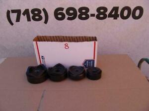 Greenlee 2 1 2 To 4 Inch Knockout Punch Set For 7310 Works Great 8