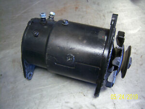 1957 Chevy 12 Volt Generator Tested Working Good Belair 210 150 57 56 55 58 59