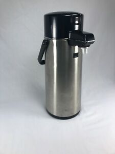 Zojirushi Air Pot Coffee Maker Urn Beverage Pump Dispenser 2 23l Capacity