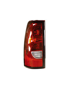 Gm2800174 Fits 2004 2006 Chevrolet Silverado 1500 Tail Light Driver Fleetside