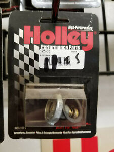 Holley 125 65 Carburetor Power Valve