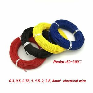Electrical Wire High Temperature Resistant Rubber Insulated Copper Fiber Cables