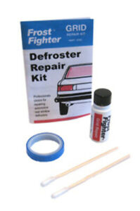 Rear Window Back Glass Defroster Or Antenna Grid Line Repair Kit