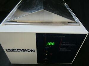 Precision 280 Series Water Bath 51221054 Microprocessor Controlled