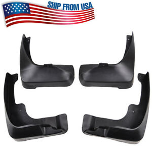 Mud Flaps Splash Guards Front Rear Protector For Toyota Camry 2007 2011