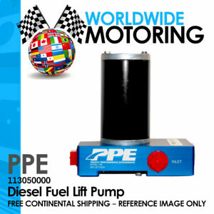 Ppe Diesel Fuel Lift Pump For Gm Ford Dodge Ram Universal 113050000