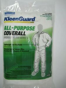 Kimberly clark Kleenguard All purpose Coverall Size Xx large Protective Suit