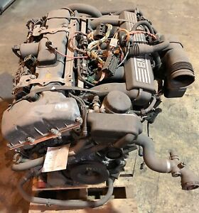 Motor Engine 3 0l Si Model 255hp Manual Transmission Fits 06 Bmw Z4 Oem Tested